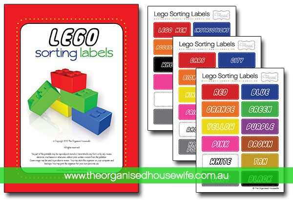 I'm so pleased you all enjoyed the Lego sorting and organising posts that I shared last week. Lego storage and organising ideas for a boys bedroomand more Lego Storage ideas As I mentioned each...