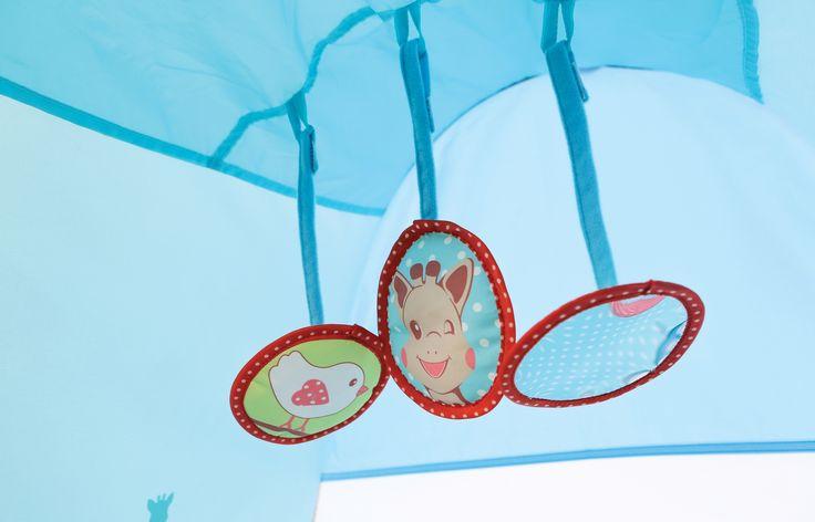 Petites activités riguolottes pour bébé ! #LUDI
