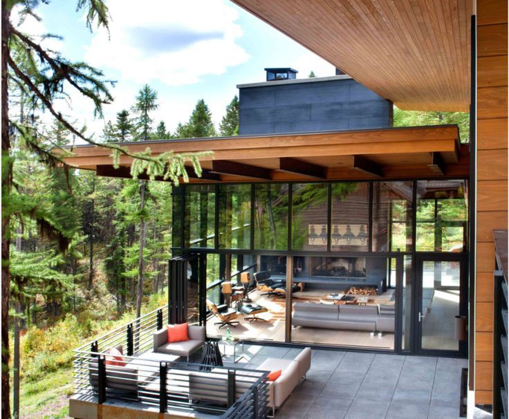 Five elements of Colorado Modern Architecture