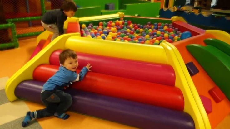 Fun Indoor Playground for Kids and Family at Bill & Bull's Leklandاوپر ب...