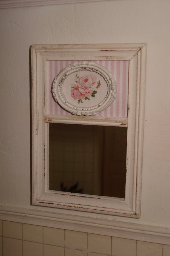 17 best images about dollhouse miniatures shabby chic on. Black Bedroom Furniture Sets. Home Design Ideas