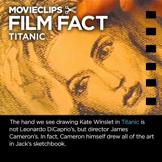an analysis of the movie titanic a james cameron film James cameron talks that titanic ending, namely why rose doesn't  he said  his terminator movies take on even greater meaning in the.