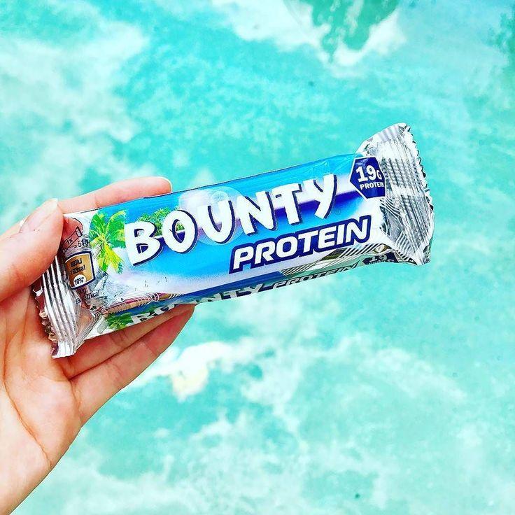 Sol?  Água?  Barrita deliciosa?  Desfruta do sabor delicioso Bounty com 19g de proteína perfeita para o teu verão!  Compra na #MyWheyStore