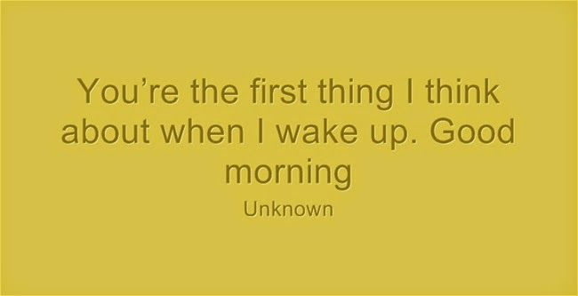 Good Morning Quotes And Sayings For Someone Special: 12 Best Beautiful Good Morning Quotes Images On Pinterest