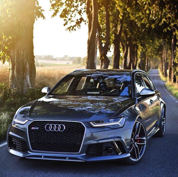 Audi RS6 stationwagon