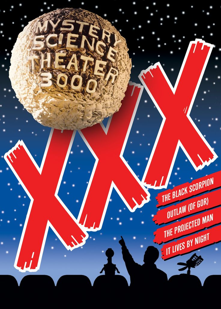 Mystery Science Theater 3000: XXX