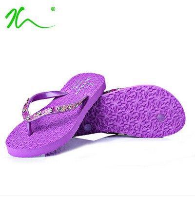 Известный бренд женщин вьетнамках летние пляжные сандалии для женщин-квартир сандалии женская обувь плоские пятки тапочки женские туфли