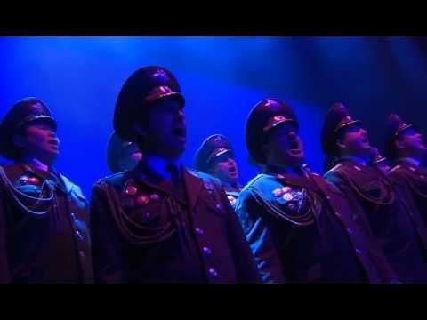 Les Choeurs de l'Armée Rouge @ le 23 Mars 2013 // Palais Nikaia - Nice
