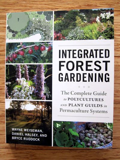 Backyard Permaculture Book : Integrated Forest Gardening Permaculture Book