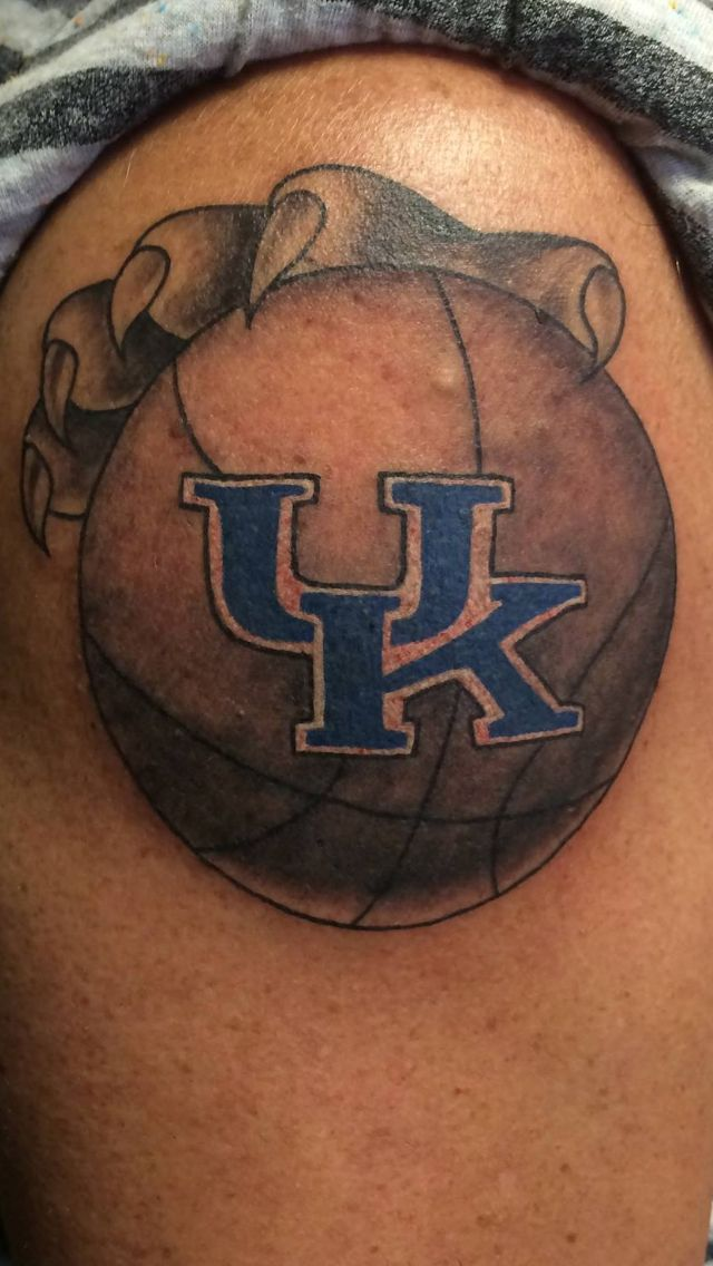 1000 images about kentucky wildcats tattoos on pinterest agree with ncaab and university of. Black Bedroom Furniture Sets. Home Design Ideas