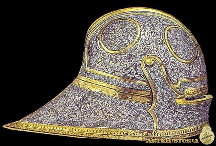 : El yelmo de Boabdil,ultimo Emir de Granada