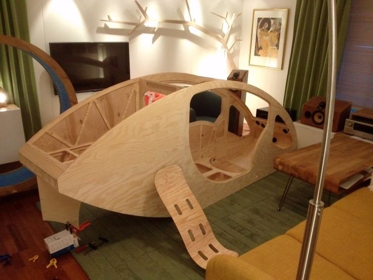 Cnc Project Velomobile Designed And Produced With Aspire