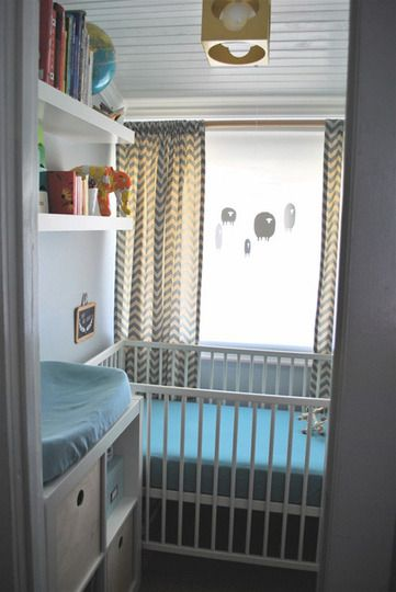 Atti 39 s mini modern sleep nook smaller cooler 2011 entry 39 - Baby room ideas small spaces property ...