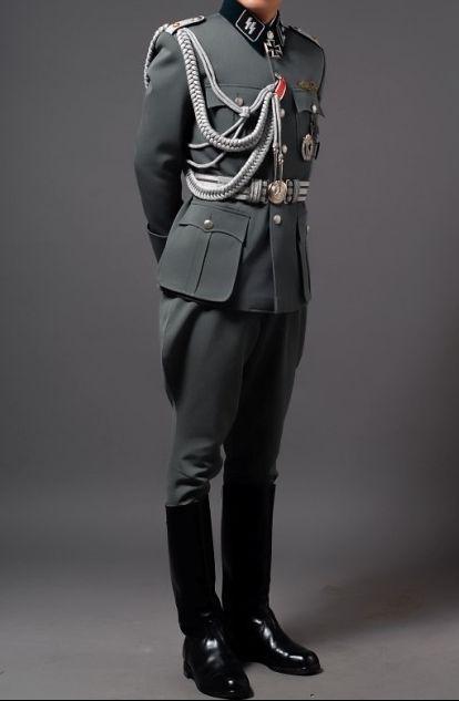 WW2 German M36 tricot FULL UNIFORM                                                                                                                                                     More