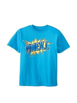 61% OFF O'Neill Boy's Boom Tee (Neon Blue)