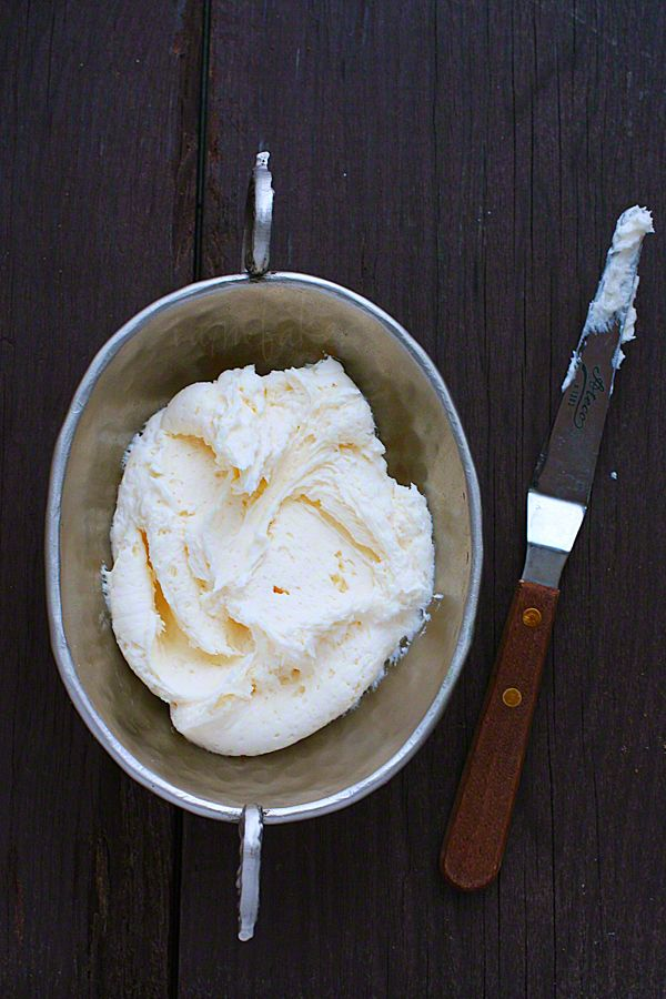 Marshmallow Butter creme