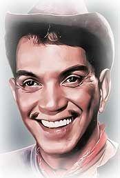 MARIO MORENO CANTINFLAS Murió en 1993