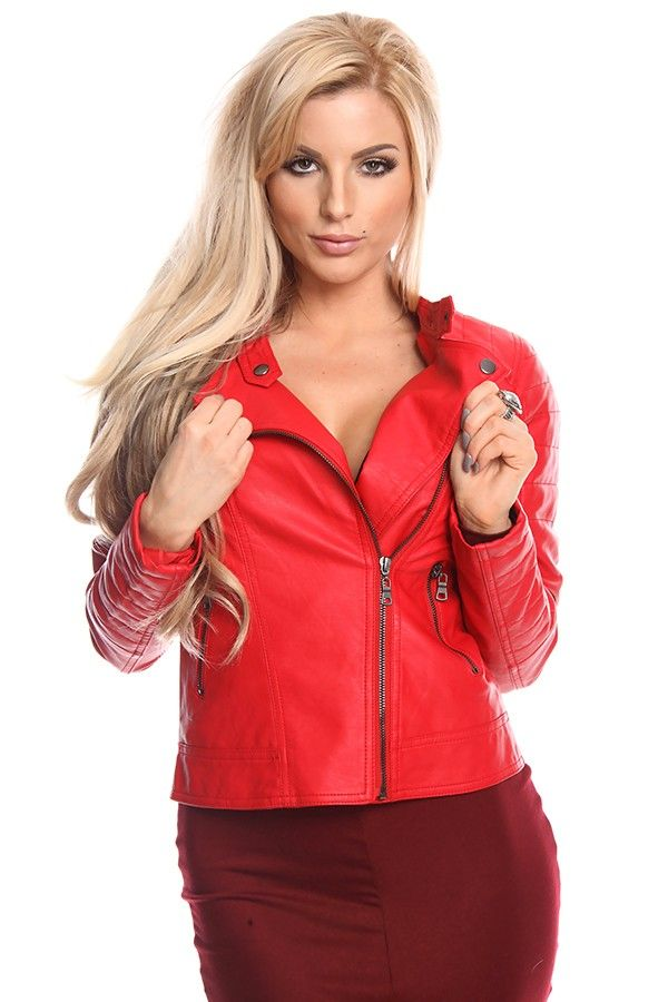 Give yourself permission to show off a little in the She's the Bomb Rust Red Lightweight Bomber Jacket! Sleek woven fabric shapes the exterior of this cool bomber, with /5(3).