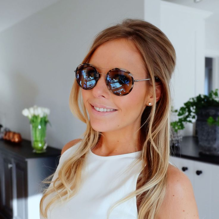 Steffie Docx - stylepoint.be | ronde zonnebril / round sunglasses - Gucci