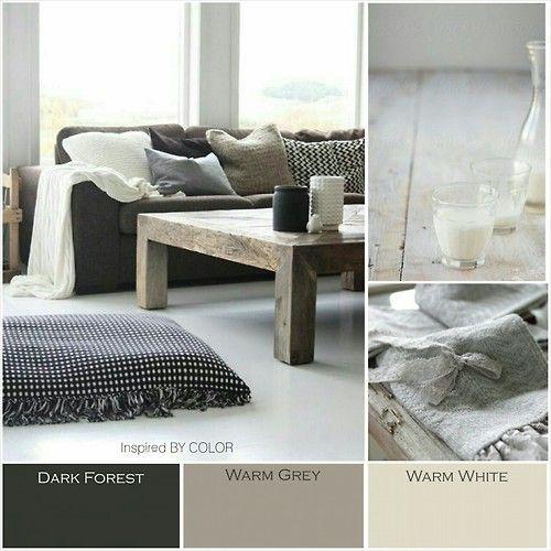 Moodboard NEW colors pureandoriginal-paint Inspired BY COLOR #anke #kleurinspiratie