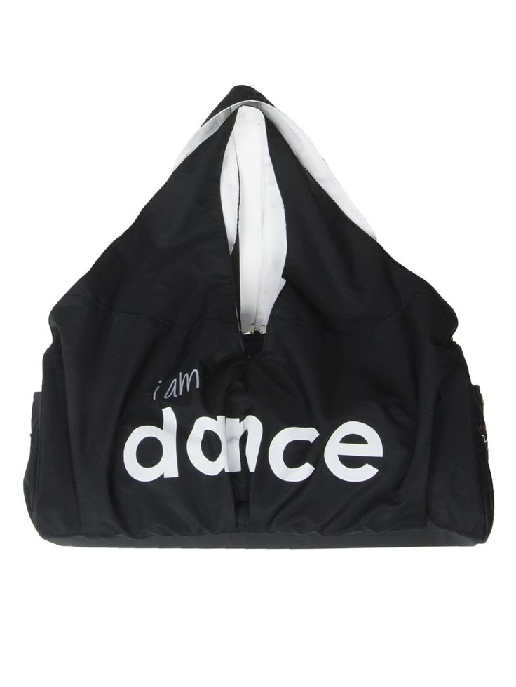 From Peaceloveworld Com  C B I Am Dance Black Lovelove Bag