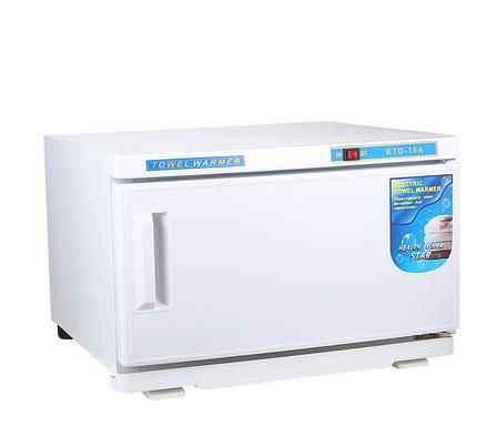 16 l mini commercial wet towel heating disinfection ark box nail salon towel disinfection cabinet equipment hotel barber shops