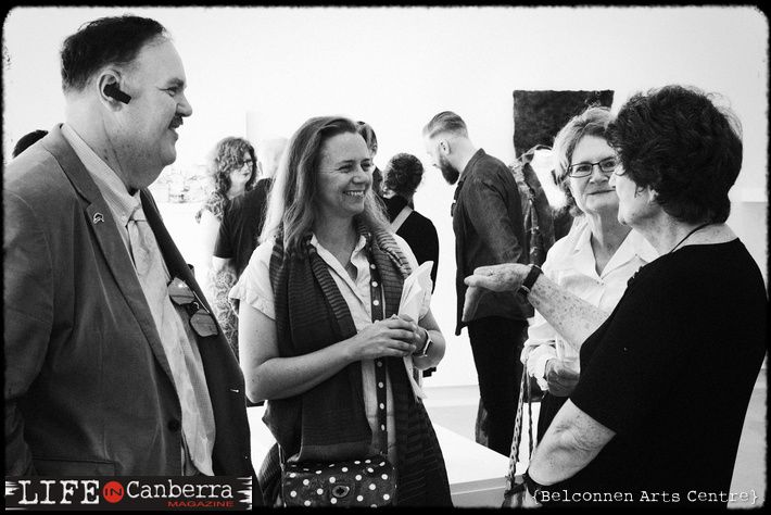 Belconnen Arts Centre Gallery Exhibitions Opening | LIFE in Canberra Magazine