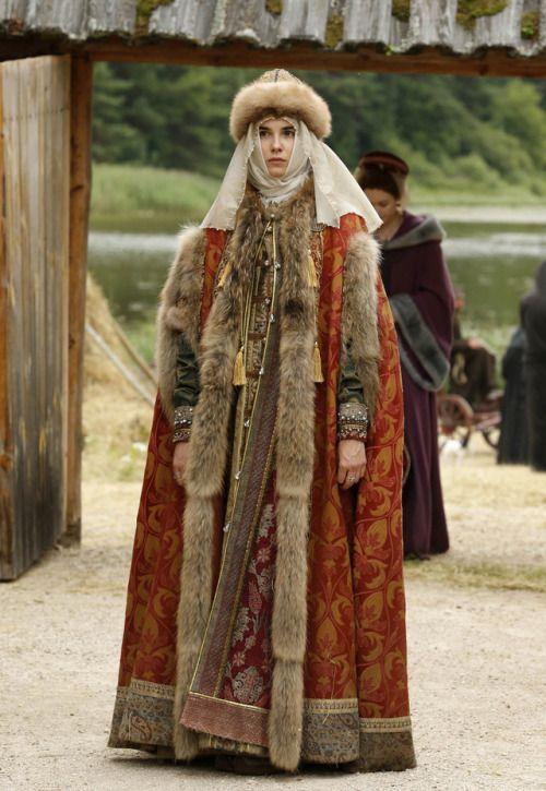 "edwardslovelyelizabeth: ""Maria Andreeva as Sophia Palaiologina in russian tv series ""Sophia"" (2016) """