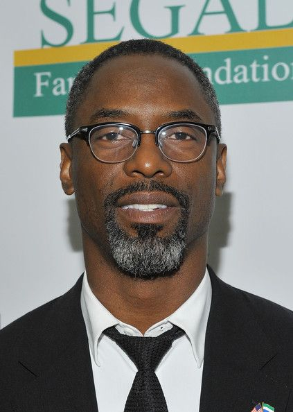 isaiah washington | Isaiah Washington Actor Isaiah Washington attends the L'Africana Night ...