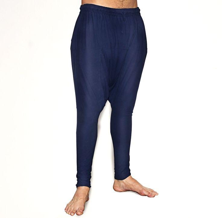 Drop Ninja Gender Neutral Leggings - Blue