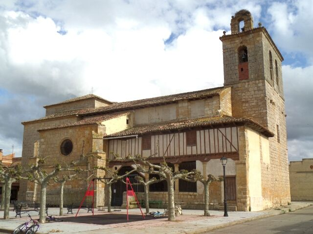 Iglesia de San Pedro, Itero de la Vega, Palencia