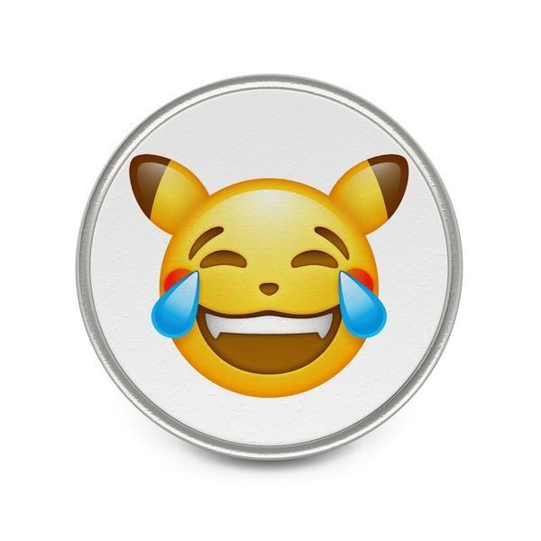 Pkmn Pokemoji Emoji Pin Badges Pokemon Badges Emoji Pin Pikachu