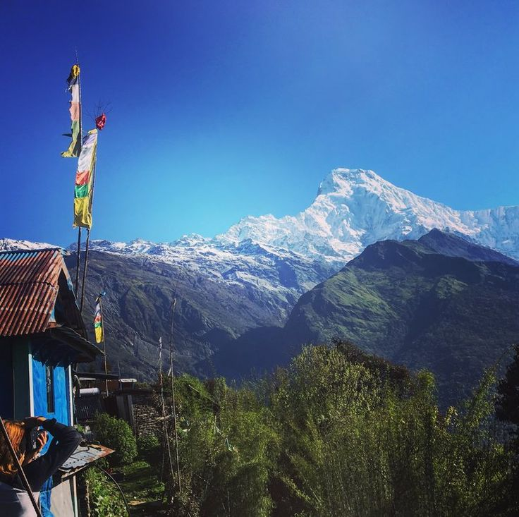 River deep, mountain high. Rafting and trekking the Himalayas in Nepal with kids.