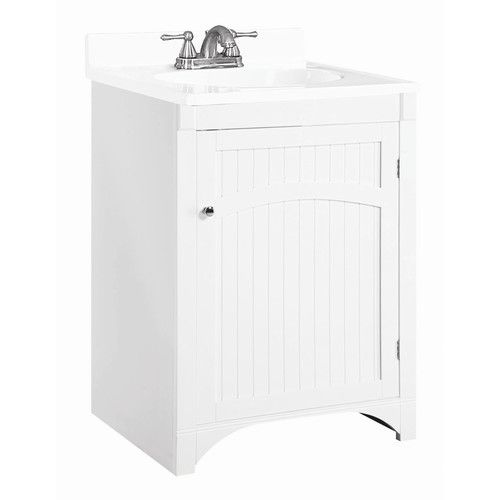 Picture Gallery For Website Cottage Inch White Vanity Cabinet Without Top Design House Vanities Bathroom Vanities B