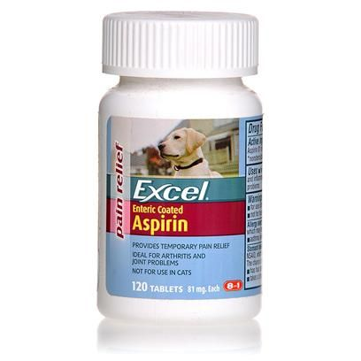 Can You Give A Dog Baby Aspirin For Pain