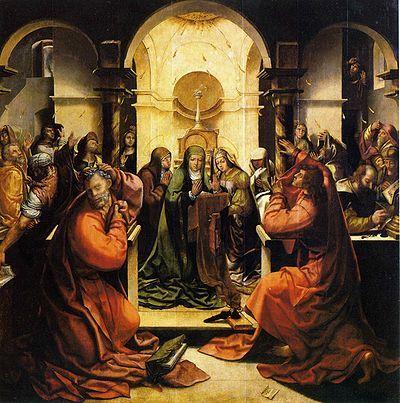 Grão Vasco – pentecostes 1534