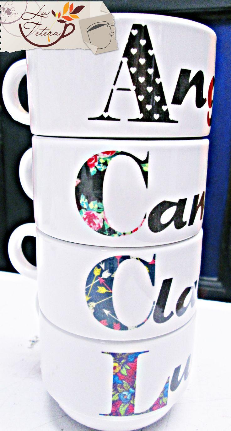 Diseños para Disfrutar!! Mugs con el diseño que quieras!! www.lateteramugs.com