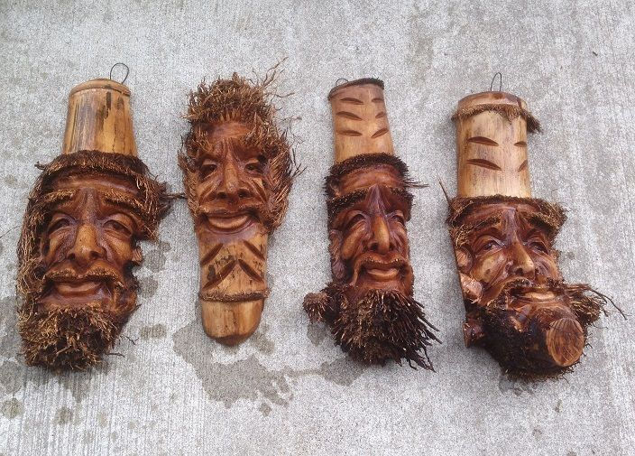 Best images about wood carving faces on pinterest