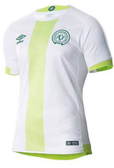 52b6c0afc6f Chapecoense 2017-2018 Home   Away Kits Released - Footy Headlines ...