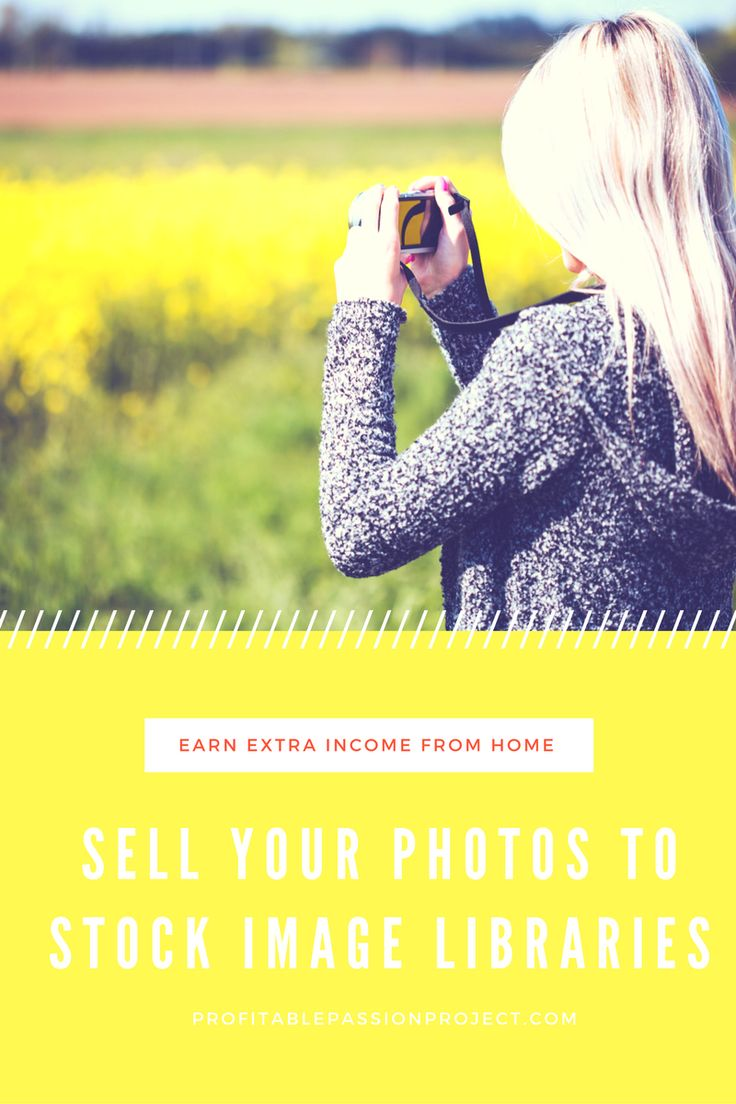 Get paid for those holiday shots that you took last summer. Find out how by clicking through on this pin.