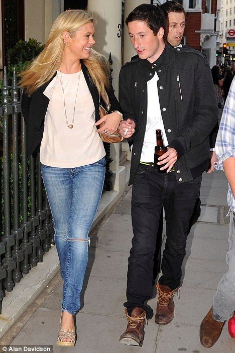 chelsy davy boyfriend | Loved up: Chelsy Davy is now dating art dealer Blaise Patrick, a ...