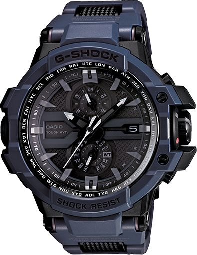 Aviation - GWA1000FC-2A | Casio - G-Shock #man #accessories #watches | Raddest Men's Fashion Looks On The Internet: http://www.raddestlooks.org