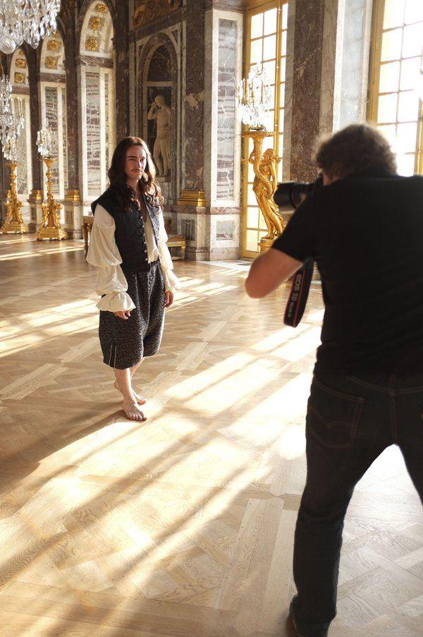 George Blagden, Versailles