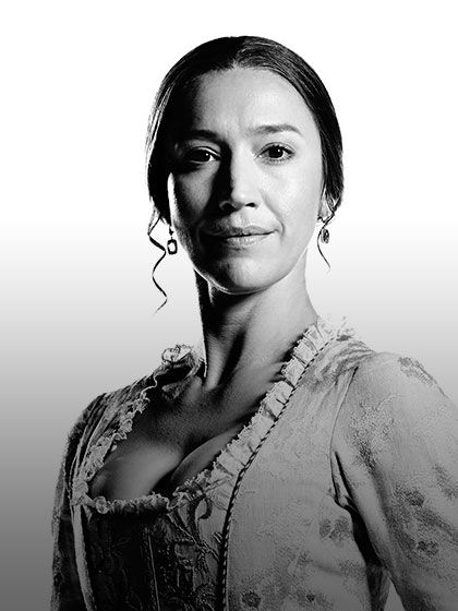 STARZ - Black Sails - A STARZ Original Series - Miranda Barlow played by Louise Barnes