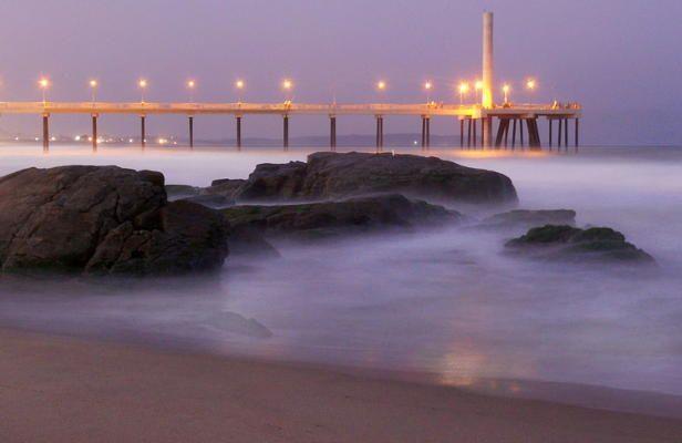 Muito lindo..amo essa praia....Rio das Ostras