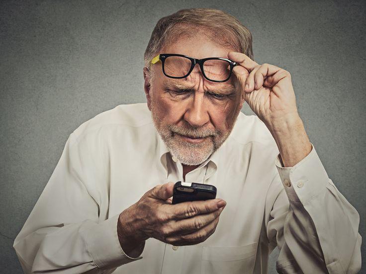 #El uso intensivo del celular podría adelantar la presbicia - Diario Chaco: Diario Chaco El uso intensivo del celular podría adelantar la…