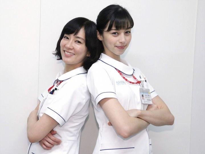 女優の中条あやみさんと水川あさみさんとダブル主演する連続