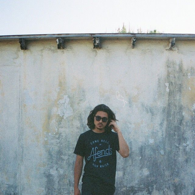 Come Hell or High Water. @xoseph shot by our girl @eivilocs #afends