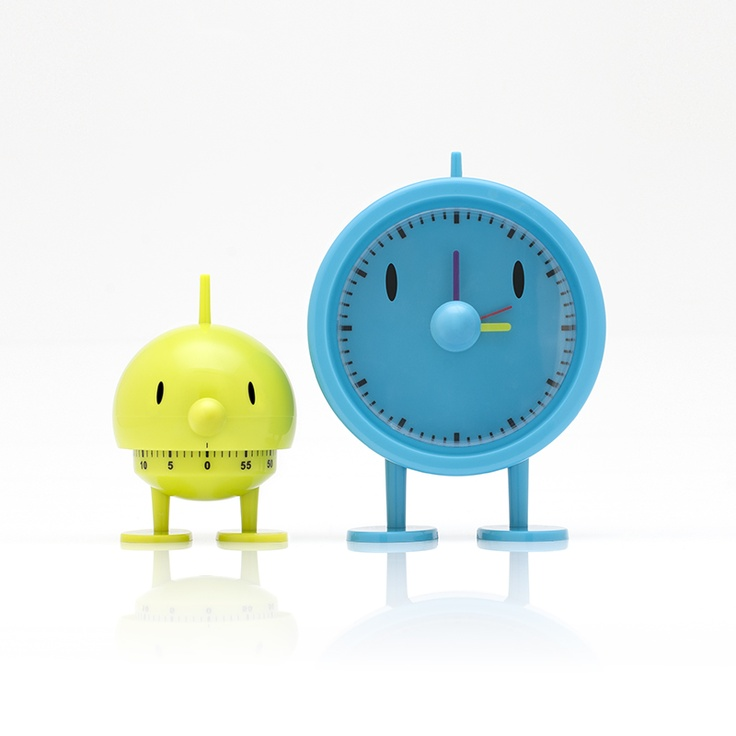 Hoptimist kitchen timer and alarm clock. Photo: Lars Brandt Stisen