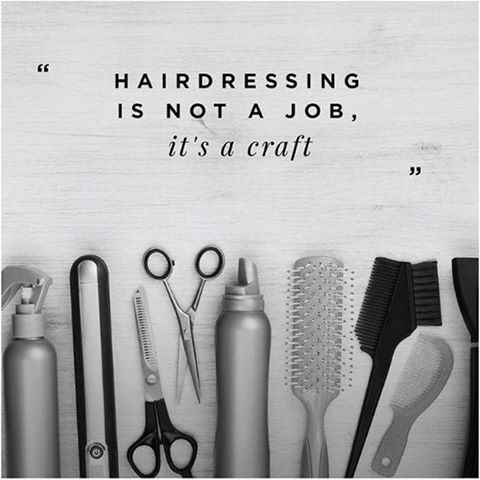 ❤️✂️❤️ #HairByJennE #hairdressinglife #hairdresser #craft #art #creativeminds #creative